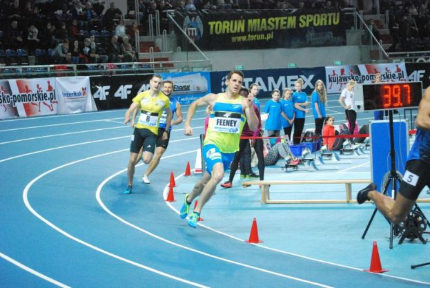 DISCIPLINES ANNOUNCED FOR IAAF WORLD INDOOR TOUR